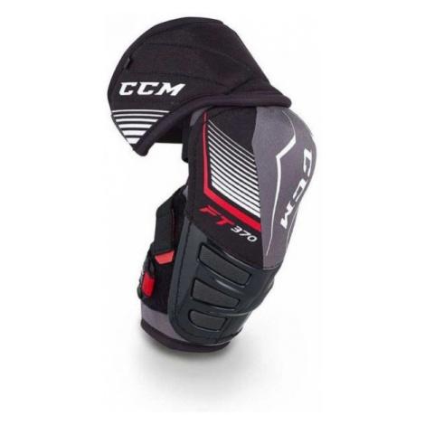 CCM JETSPEED 370 ELBOW PADS JR - Boys' hockey elbow pads