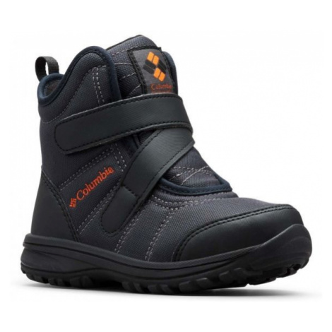 Columbia YOUTH FAIRBANKS black - Kids' winter shoes