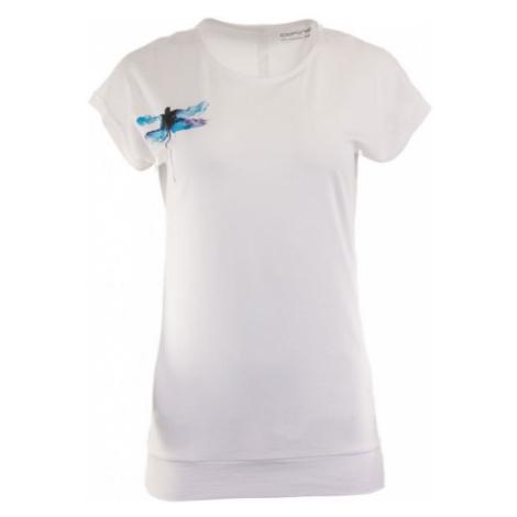 ALPINE PRO TUFA 5 white - Women's T-shirt
