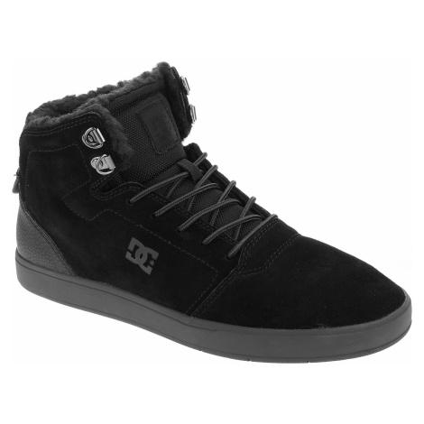shoes DC Crisis High WNT - BGY/Black/Gray - men´s