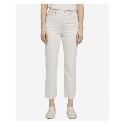 Tom Tailor Jeans White