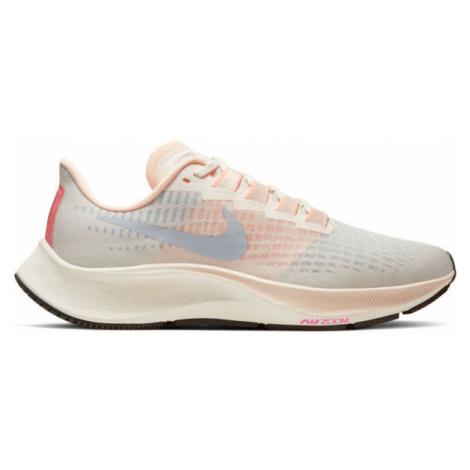 Nike AIR ZOOM PEGASUS 37 W white - Women's running shoes