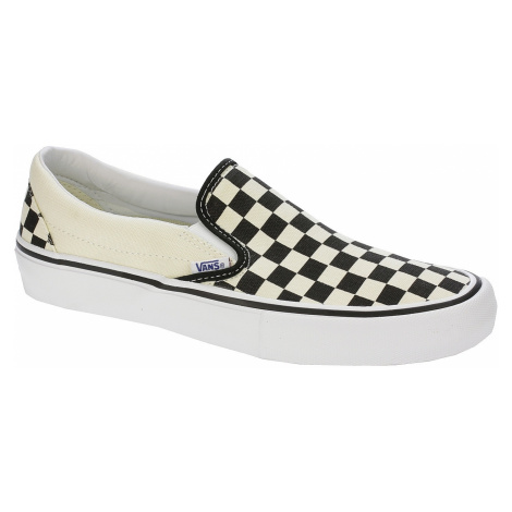 shoes Vans Slip-On Pro - Checkerboard/Black/White