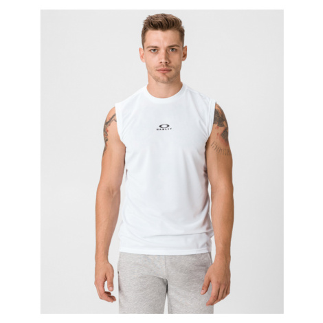 Oakley Foundational Training Top White