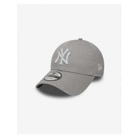 New Era New York Yankees MLB League Basic 9Forty Cap Grey