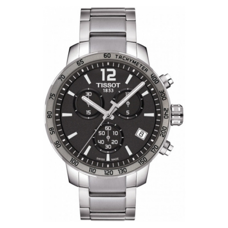 Mens Tissot Quickster Chronograph Watch T0954171106700