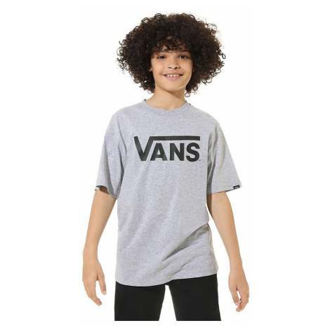 T-Shirt Vans Classic - Athletic Heather/Black - boy´s
