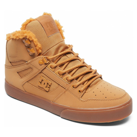 shoes DC Pure High -Top WC WNT - WEW/Wheat/White - men´s