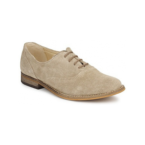 Citrouille et Compagnie MOUTUNE girls's Children's Smart / Formal Shoes in Beige