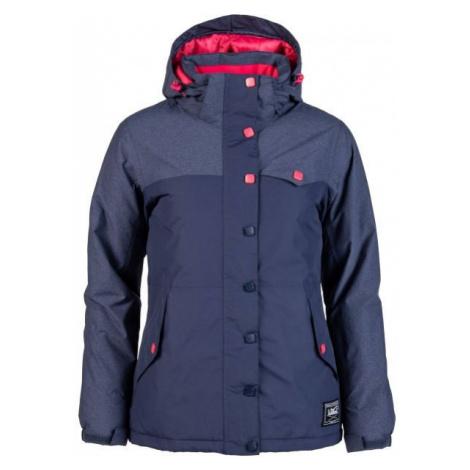 Willard QUELLA blue - Women's ski jacket