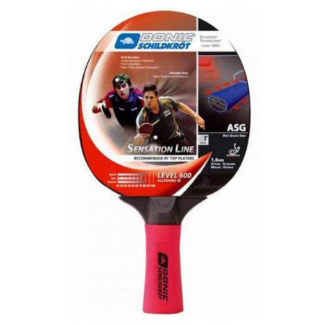 Donic SENSATION 600 black - Table tennis bat