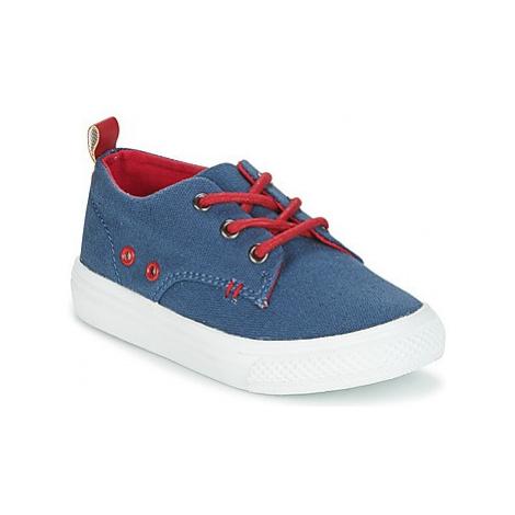 Garvalin SAND boys's Children's Shoes (Trainers) in Blue Garvalín