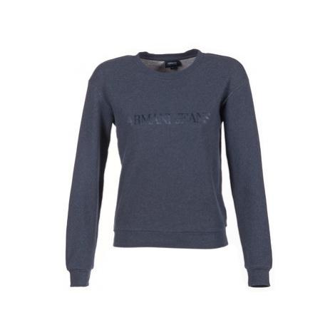 Armani jeans IKOLOPA women's Sweatshirt in Blue