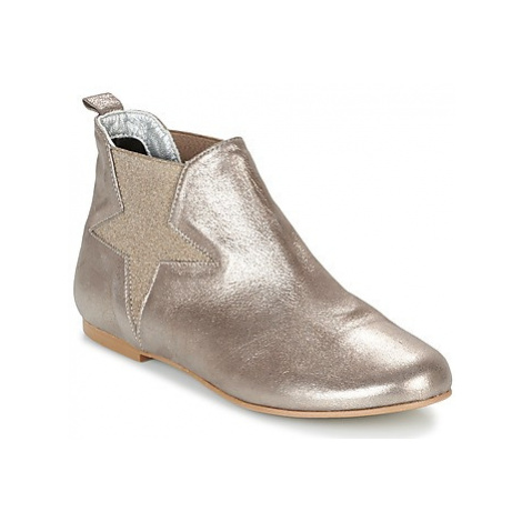 Ippon Vintage EASY FUN women's Mid Boots in Gold