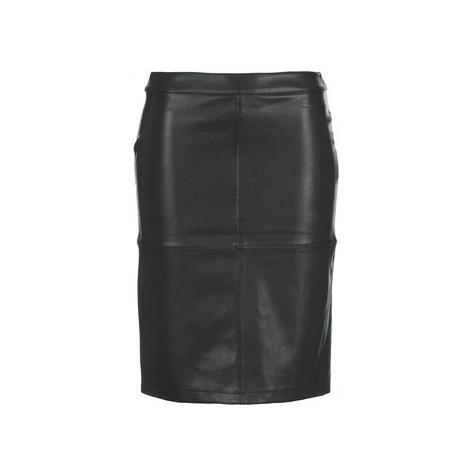 Vila VIPEN women's Skirt in Black
