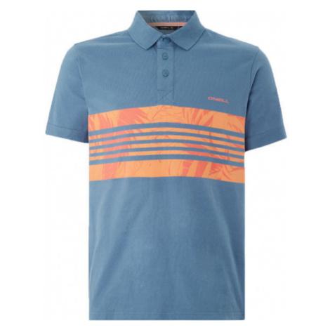 O'Neill LM HAUPU POLO blue - Men's polo shirt