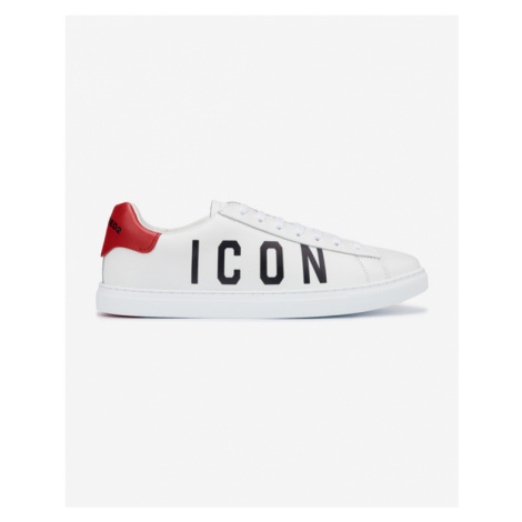 DSQUARED2 New Tennis Sneakers White Dsquared²