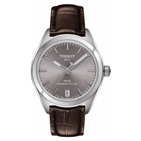 Tissot Watch PR100 Powermatic 80 Ladies