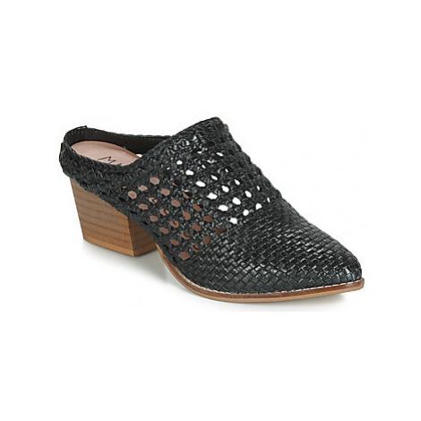 Musse Cloud BETH women's Mules / Casual Shoes in Black Musse & Cloud