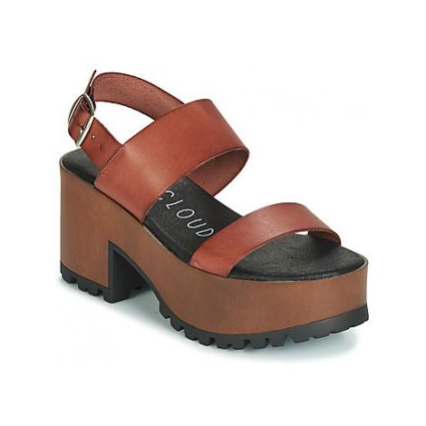 Musse Cloud DANNA women's Sandals in Brown Musse & Cloud