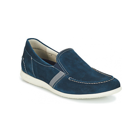 Lloyd CLEMENTE men's Loafers / Casual Shoes in Blue