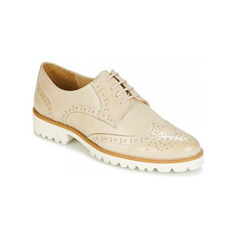 Kickers PYTCH women's Casual Shoes in Beige