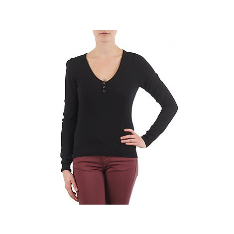 S.Oliver PULLOVER MANCHES LON women's Sweater in Black