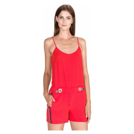 Versace Jeans Jumpsuit Red
