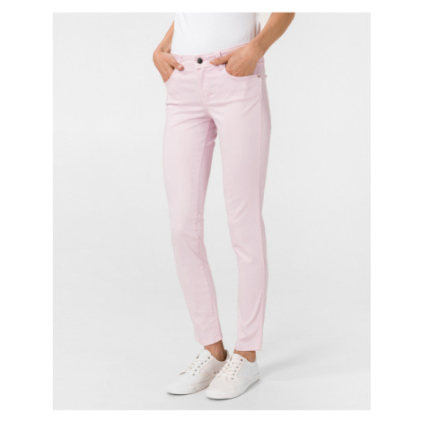 Guess Curve X Jeans Pink Beige