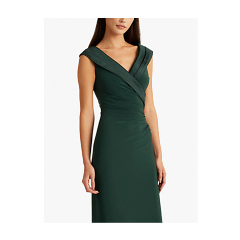 Lauren Ralph Lauren Leonetta Evening Dress, Green