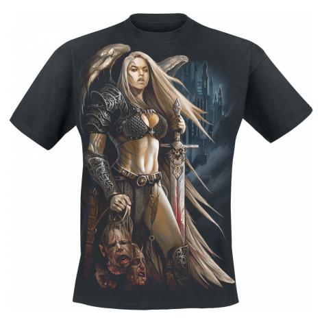 Spiral - Angel Warrior - T-Shirt - black