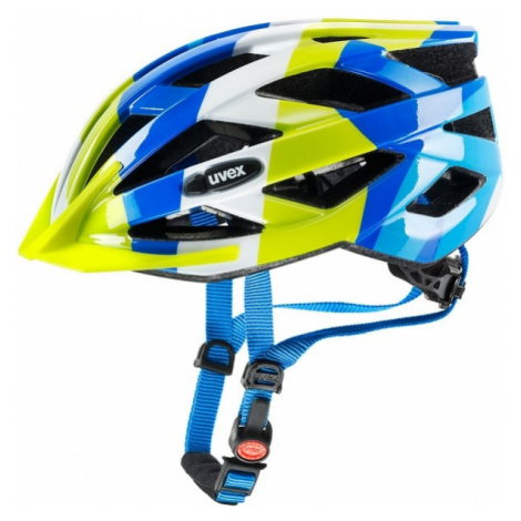 Uvex AIR WING green - Cycling helmet