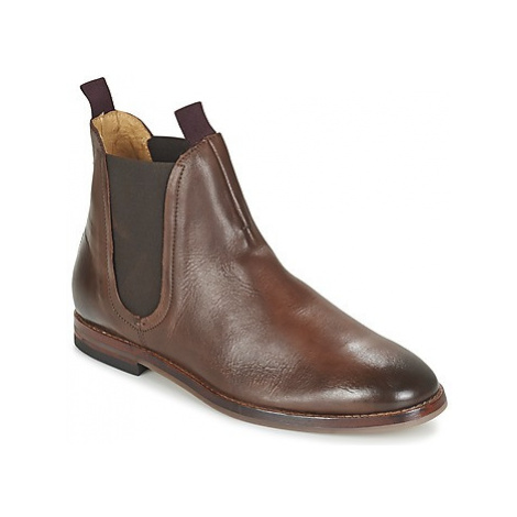 Hudson TAMPER CALF men's Mid Boots in Brown Hudson London