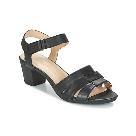 Hush puppies QTR STRAP MA women's Sandals in Black