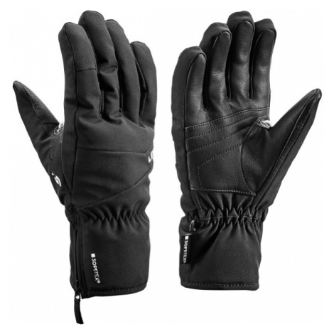 Leki SHAPE S black - Men's downhill ski gloves