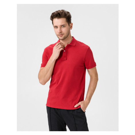 GAS Ralph/S New Polo T-shirt Red