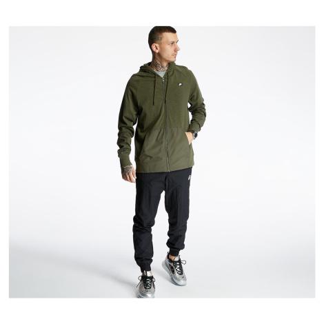 Nike Sportswear Me LTWT Mix Hoodie Cargo Khaki/ Cargo Khaki/ Black Oxidized
