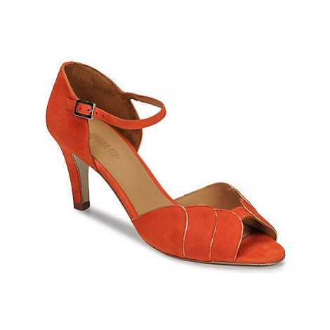 Emma Go PHOEBE women's Sandals in Orange