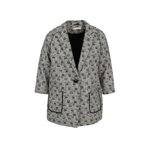 See U Soon CARA women's Coat in Grey