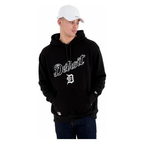 sweatshirt New Era Post Grad Pack Pullover MLB Detroit Tigers - Black - men´s