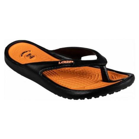 Loap DUBLIN black - Women's flip-flops