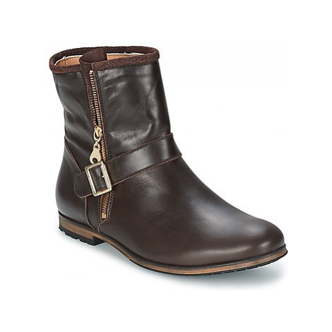 Paul Joe Sister NOUNO women's Mid Boots in Brown Paul & Joe