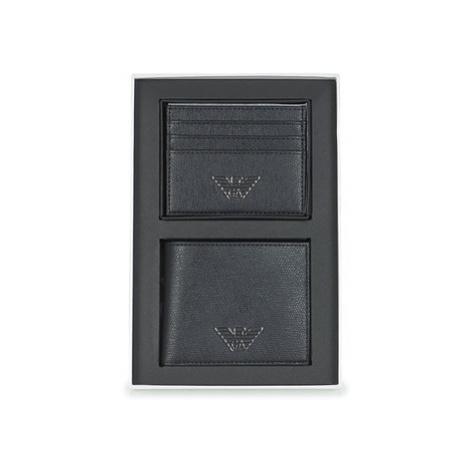 Emporio Armani Y4R237-YLAOE-81074 women's Purse wallet in Black