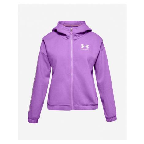 Under Armour Rival Fleece Kids Sweatshirt Violet