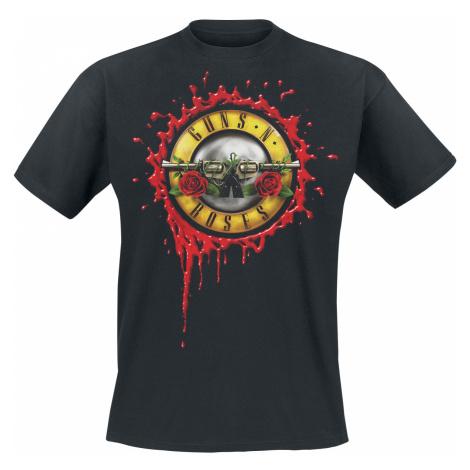 Guns N' Roses - Bloody Bullet NITL Europe Tour 2018 - T-Shirt - black
