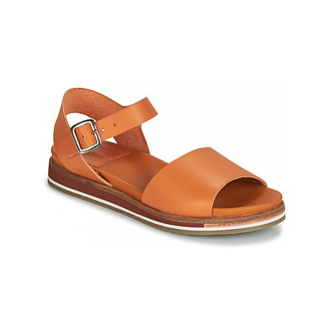 Kickers OLIMPI women's Sandals in Orange