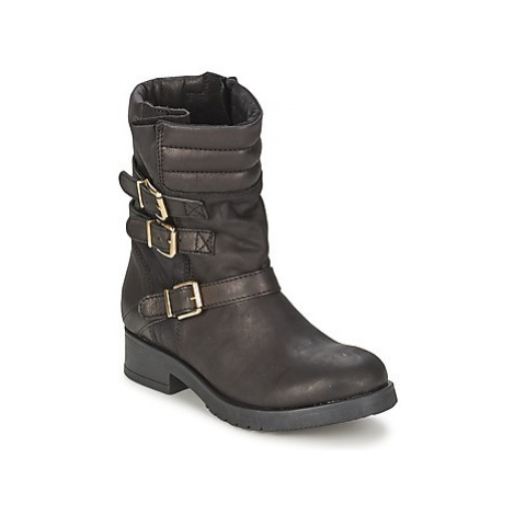 Jonak SHUNYATA women's Mid Boots in Black