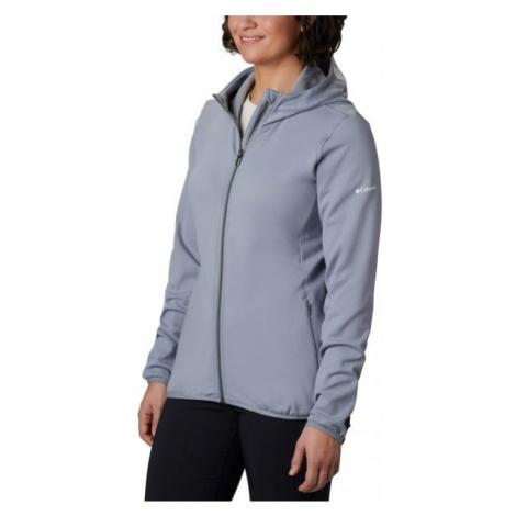 Columbia WINDGATES FLEECE gray - Women's sweatshirt