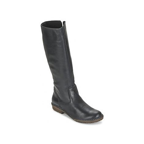 Casual Attitude FILIPPA women's High Boots in Black