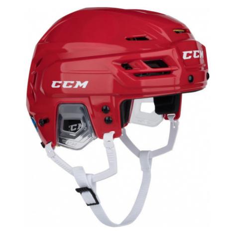 CCM TACKS 310 SR red - Hockey helmet
